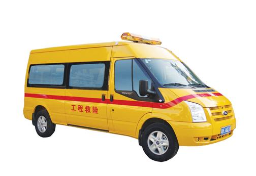 流动服务车